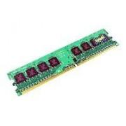 Transcend - Mémoire - 2 Go - DIMM 240 broches - DDR2 - 667 MHz / PC2-5300 - CL5 - 1.8 V - mémoire sans tampon - NON ECC