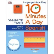 10 Minutes a Day: Spanish, Beginner by DK