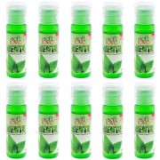 Pack 10 Géis Hot Menta 15ml Soft Love