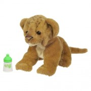 FurReal Friends Baby Lion, Live Target Exclusive - Brown