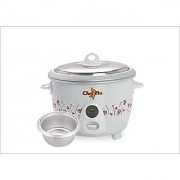 Chef Pro Electric Rice Cooker 1.5 Liter - CPR908 with Extra Cooking Pot