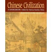 Chinese Civilization by Patricia Ebrey