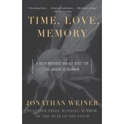 Time, Love, Memory by Weiner Jonathan