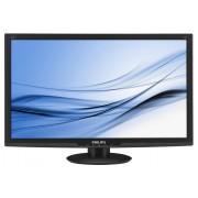 """Monitor LED Philips 273E3LHSB/00 27"""" 2ms GTG black"""