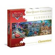 "Clementoni ""Cars"" Panorama Puzzle (1000 Piece)"