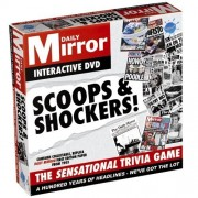Daily Mirror Scoops & Shockers Interactive DVD Game by University Games