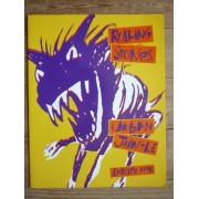 Superbe Programme Rolling Stones Urban Jungle 1990