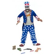 House Of 1000 All American Spaulding 7 Inch Figure By Cult Classics