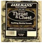 Jakemans Throat & Chest Traditional Sweets