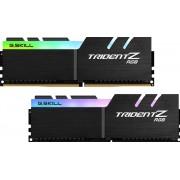 GSKILL G.Skill Trident Z RGB F4-3000C16D-16GTZR - Geheugen - DDR4 - 16 GB: 2 x 8 GB - 288-PIN - 3000 MHz - CL16