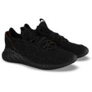 ADIDAS ORIGINALS TUBULAR DOOM SOCK PK Running Shoe For Men(Black)