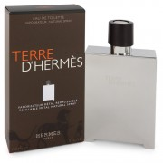 Hermes Terre D'Hermes Eau De Toilette Spray Refillable (Metal) 5 oz / 147.87 mL Men's Fragrances 543184