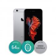 Apple Iphone 6 - 64gb - Grado B - Grigio Siderale