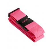 Korjo Standard Luggage Strap In Pink