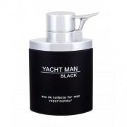 Myrurgia Yacht Man Black eau de toilette 100 ml за мъже