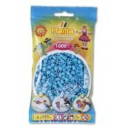 Hama strijkkralen azuur blauw (049)