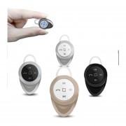 Audífonos Bluetooth Deportivos, Auriculares Estéreo Audifonos Bluetooth Manos Libres A8 Mini Inalámbrico Manos Libres Universal Para Todos Los Teléfonos (Negro Plata)