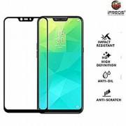 11D Anti Scratch Curved 9H Full Screen Tempered Glass Screen Protector for Oppo Realme 2 pro