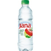 Jana eper-guava ízesített ásványvíz 0,5L sport