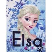 Disney Fleece deken Frozen Elsa 90 x 120 cm