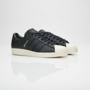 adidas superstar 80s Core Black/Green/Red Solid