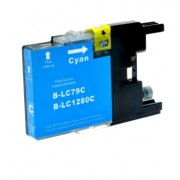 BROTHER LC1280 XL C cyan - kompatibilná náplň do tlačiarne Brother