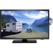 Reflexion LDDW19N LED-TV 47 cm 19 inch Energielabel: A (A++ - E) DVB-T2, DVB-C, DVB-S, HD ready, DVD-speler Zwart
