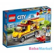 LEGO City - Pizzás furgon 60150