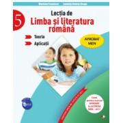 Lectia de limba si literatura romana. Teorie. Aplicatii. Clasa a-V-a