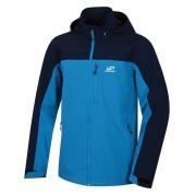 Kabát HANNAH Brolin lite black írisz / metil blue