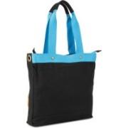 Fastrack Blue, Black Shoulder Bag