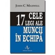 CELE 17 LEGI ALE MUNCII IN ECHIPA.