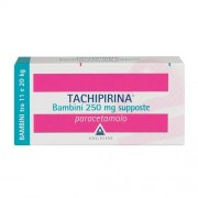 ANGELINI SpA TACHIPIRINA Bambini 250 mg 10 supposte