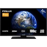 Finlux Televisie FL3210CB - 32 inch - 100Hz - DLED