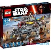 LEGO STAR WARS: Rex kapitány AT-TE lépegetője 75157