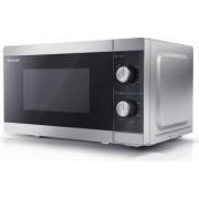 Cuptor cu microunde si gratar Sharp YC-MG01E-S 800 W 20 l Grill 1000W Alb