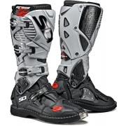Sidi Crossfire 3 Motocross Boots Black Grey 41
