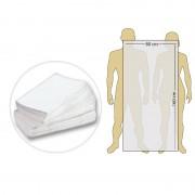 Valper 150 toallas desechables 160x80cm sin bolsa