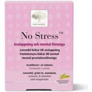 New Nordic No Stress 60 tabletter