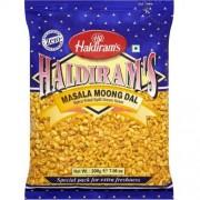 HALDIRAM Moong Dal Masala (Snacks Indian de Linte Galbena Condimentat ) 200g
