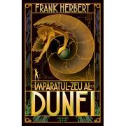 Editura Nemira Imparatul-zeu al dunei (seria dune, partea a iv-a, ed. 2019) - frank herbert editura nemira