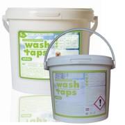Wash Taps mosópor white foszfát- és parabénmentes (2,5 kilogramm)