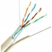 FTP Cat.5E Adat kábel Feszítő szállal
