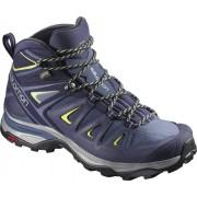 Salomon X Ultra 3 Mid GTX - scarpe trekking - donna - Blue UK