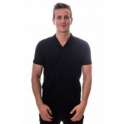 Cars Jeans Polo Shirt Mason Black