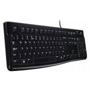 Logitech K120 USB Black