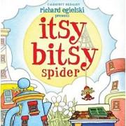 Itsy Bitsy Spider, Hardcover/Richard Egielski