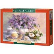 Puzzle 1000 piese, 68 cm x 47 cm, diverse modele Castorland