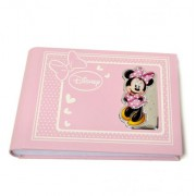 album da bambina minnie mouse - album foto ricordo 15x20 cm