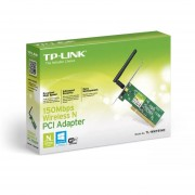 Placa De Red WIFI PCI 150Mbps TP-LINK TL-WN751ND